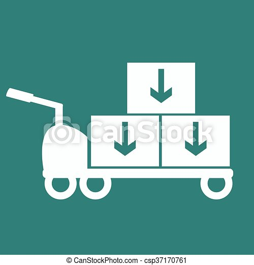 Delivery Truck icon - csp37170761