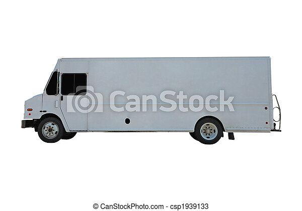 delivery truck - csp1939133