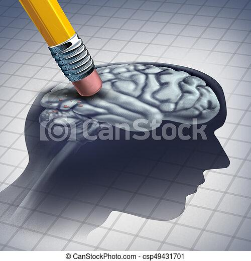 Dementia Illness - csp49431701