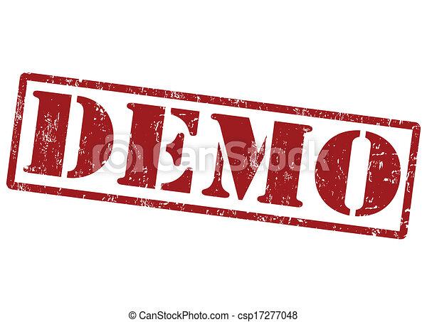 Demo stamp - csp17277048