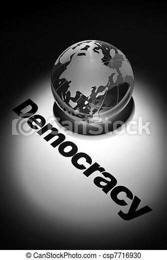 democracia - csp7716930