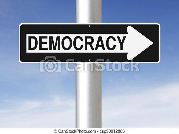 democracia - csp30012866