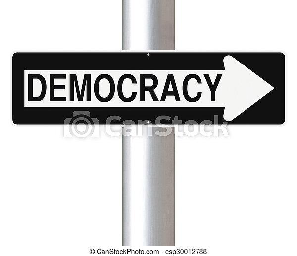 democracia - csp30012788