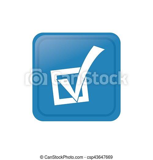 Democracy voting vote - csp43647669