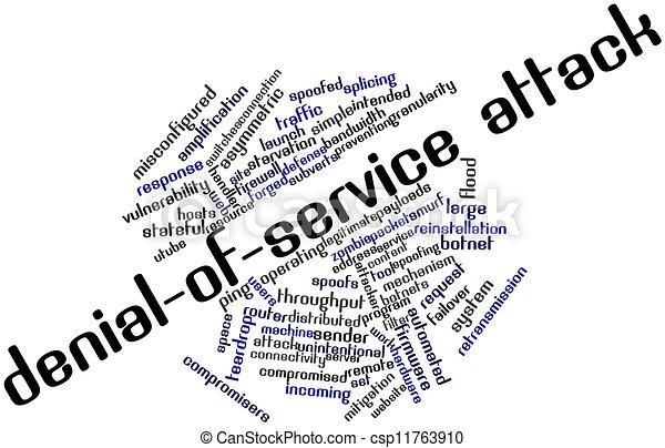 Denial-of-service attack - csp11763910
