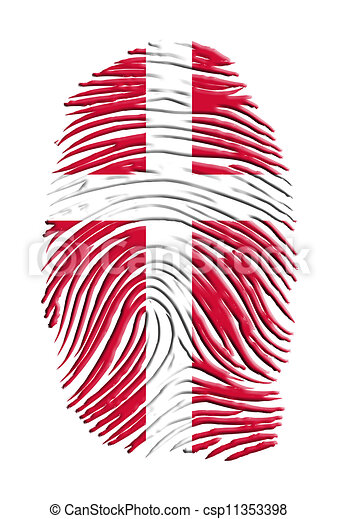 Denmark  Identity - csp11353398