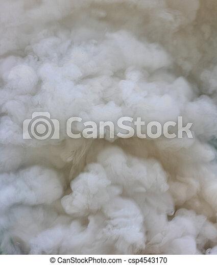 dense, fumée - csp4543170