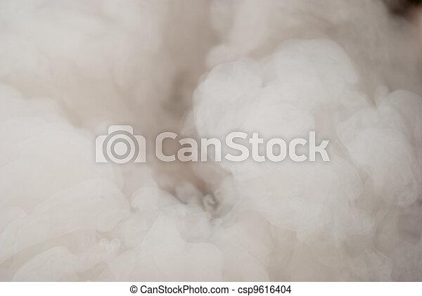 dense, fumée - csp9616404