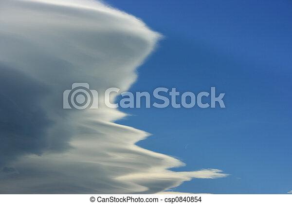 dense, nuage - csp0840854
