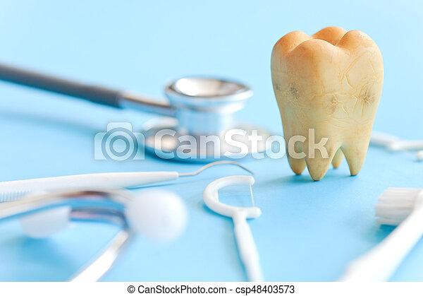 dental background - csp48403573