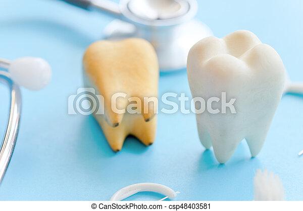 dental background - csp48403581