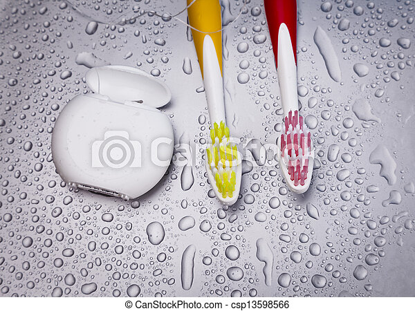 dental care concept - csp13598566
