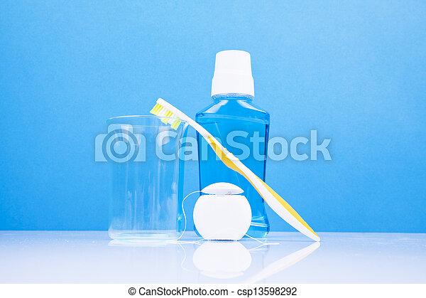 dental care equipment - csp13598292
