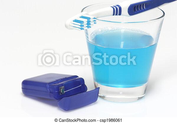 Dental care - csp1986061