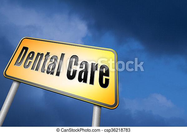 dental care - csp36218783