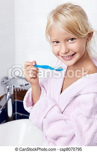 Dental care - csp8070795