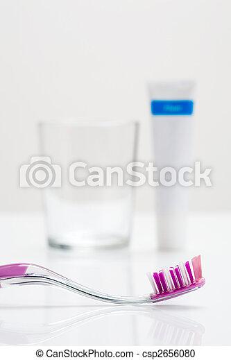 Dental care - csp2656080