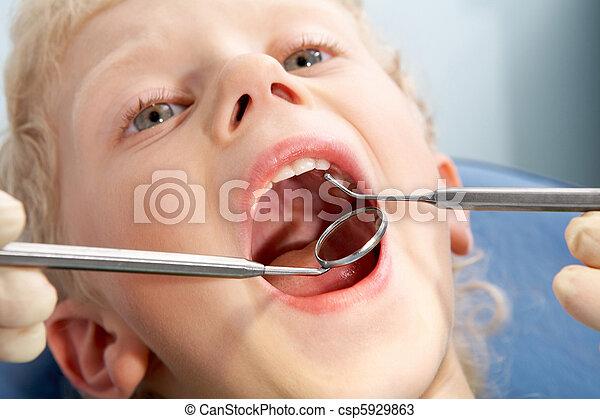 Dental care - csp5929863