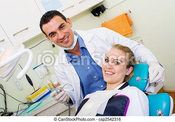 dental checkup - csp2542316