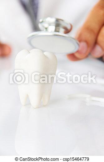 dental concept - csp15464779