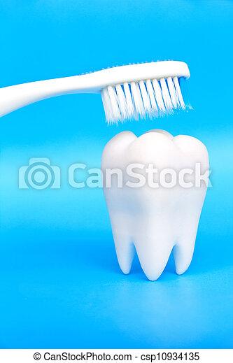 dental concept - csp10934135