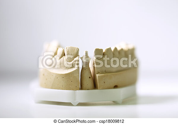 dental dentist objects - csp18009812