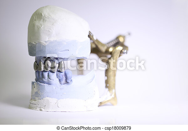 dental dentist objects - csp18009879