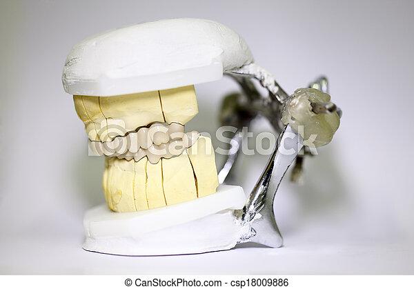 dental dentist objects - csp18009886