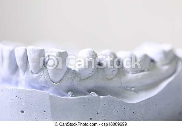 dental dentist objects - csp18009699
