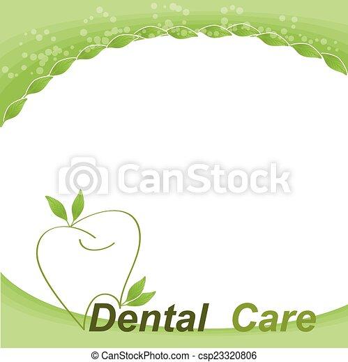 Dental eco - csp23320806