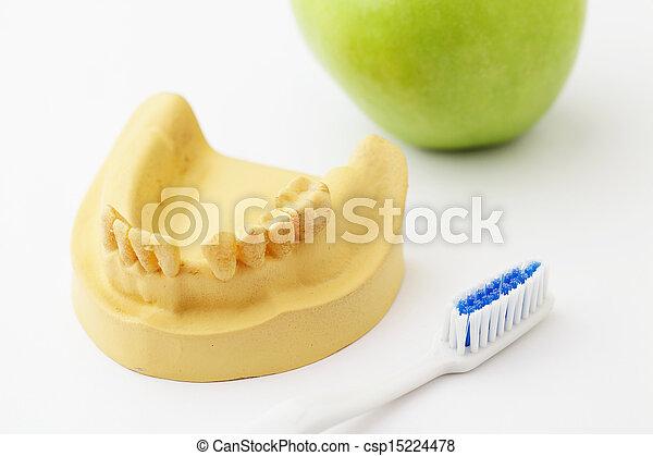 Dental health care - csp15224478