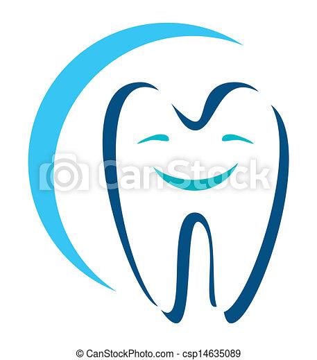 Dental icon - csp14635089