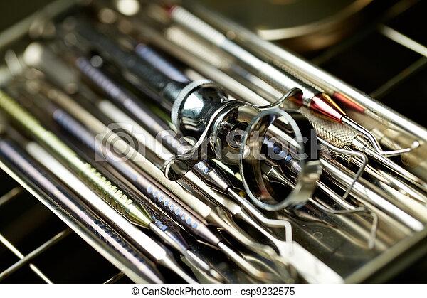 Dental instruments - csp9232575