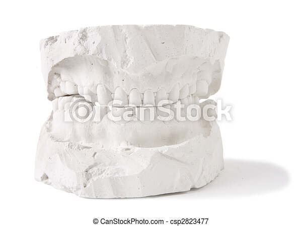 dental prostesis - csp2823477