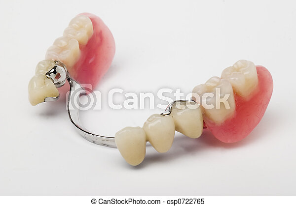 dental prosthesis - csp0722765