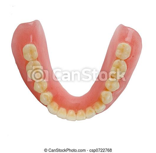 dental, prothese - csp0722768