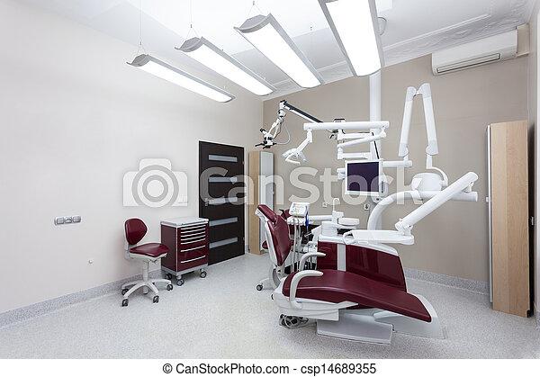 Dental room - csp14689355