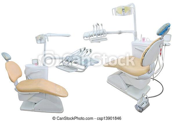 dental room - csp13901846