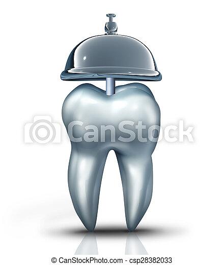 Dental Service - csp28382033