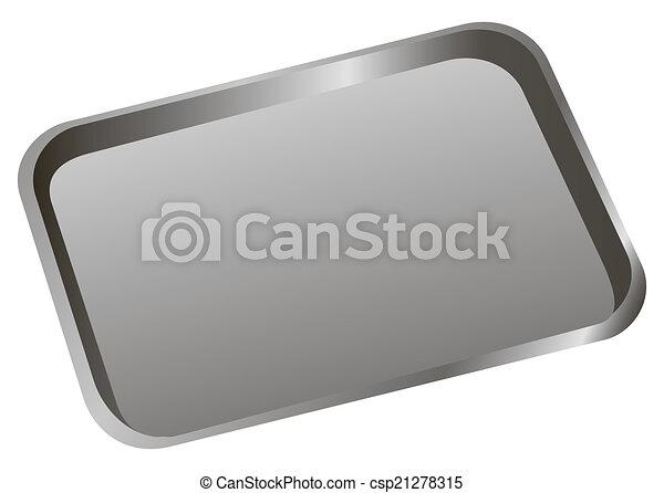 Dental tray - csp21278315