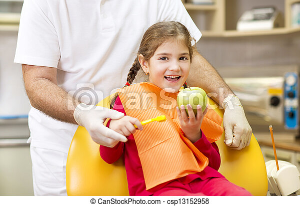 Dental visit - csp13152958