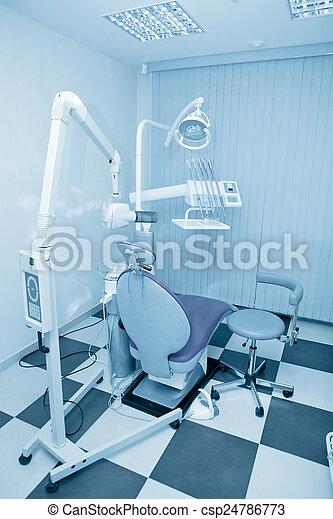 Dentist office - csp24786773