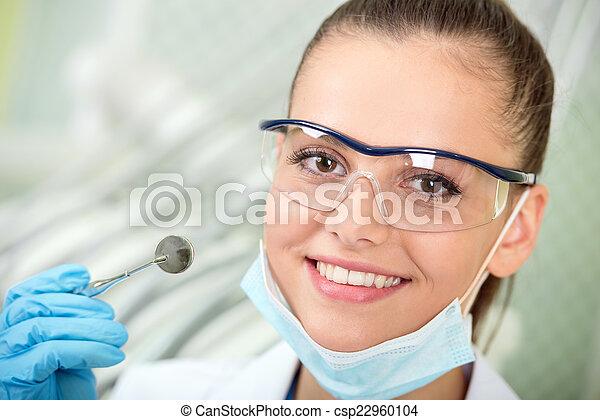 Dentist - csp22960104