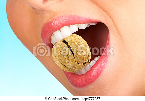 dents, sain - csp4777287