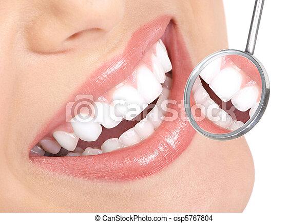 dents, sain - csp5767804