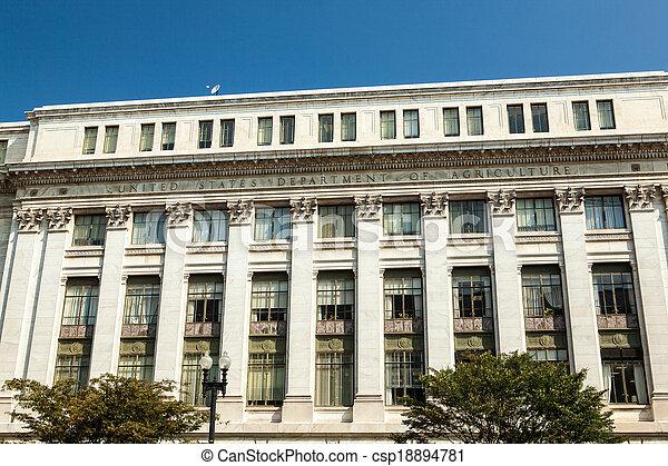 Department of Agriculture - csp18894781