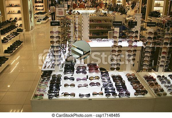 Department stores - csp17148485