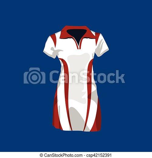 Uniforme deportivo - csp42152391