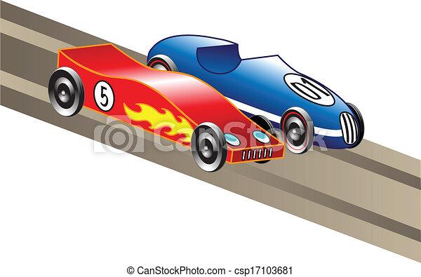 derby cars - csp17103681