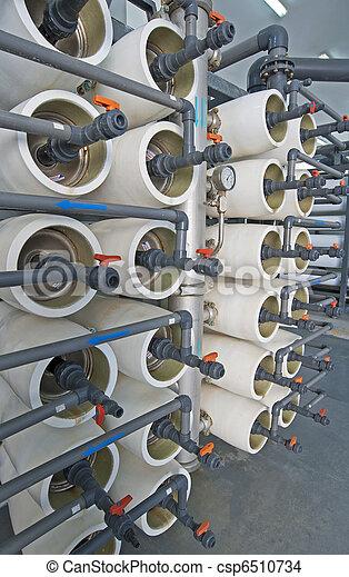 desalination, フィルター - csp6510734